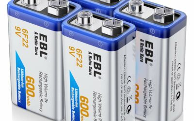 Levensduur lithiumbatterijen