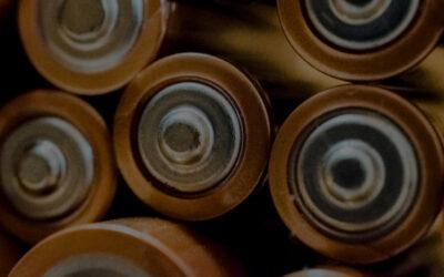 Opslag lithium batterijen